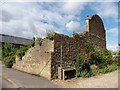 ST4016 : Fives Court Wall, Shepton Beauchamp by Roger Cornfoot