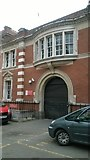 TQ2479 : West Kensington postal delivery office, attached to Blythe House by Christopher Hilton