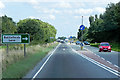 TF3625 : A17, Holbeach Bypass by David Dixon