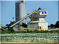 TF4123 : Aggregates Plant  near Long Sutton by David Dixon