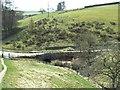 SJ9668 : Greenway Bridge by Anthony O'Neil