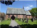 SJ3277 : Christ Church, Willaston by Eirian Evans