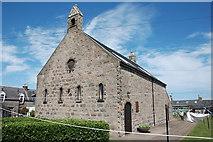 NJ9505 : Footdee Gospel Hall by Bill Harrison