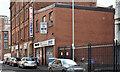 J3374 : No 24 College Street, Belfast (May 2016) by Albert Bridge