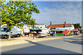 TF8108 : Swaffham Market Place by David Dixon