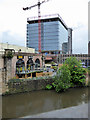 SJ8398 : New Building Development at Greengate by David Dixon