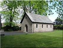 J3630 : St Colman's Church (CoI), Newcastle by Eric Jones