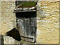 SP2304 : A closer look at the village lock-up, Swinford Museum, Filkins by Brian Robert Marshall