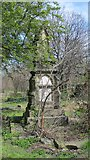 NZ2364 : I'Anson tomb in Westgate Hill Cemetery by Mike Quinn