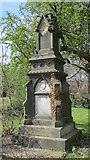 NZ2364 : I'Anson tomb in Westgate Hill Cemetery (2) by Mike Quinn