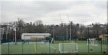 TQ0070 : Royal Holloway College Sports Ground by N Chadwick
