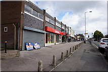 SE1734 : Shops on Otley Road, Bradford by Ian S