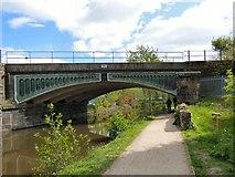 SJ9398 : Bridge A by Gerald England