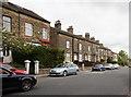 SE1834 : Houses on Harrogate Road, Undercliffe by Ian S