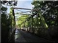 SE2734 : Redcote Lane bridge over the River Aire by Stephen Craven