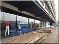 SJ8445 : Newcastle-under-Lyme: Macron store by Jonathan Hutchins