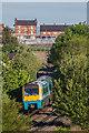 SO5174 : Approaching Ludlow Tunnel by Ian Capper