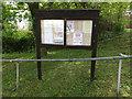 TM1848 : Tuddenham St.Martin Village Notice Board by Geographer
