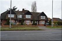 TL4661 : Houses on Milton Rd by N Chadwick