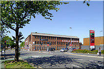 SO9098 : The Eagle Works building in Wolverhampton by Roger  Kidd