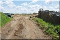 SU7962 : Manor Farm gravel pit by Alan Hunt