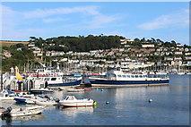SX8751 : Dartmouth, Dart Harbour (4) by Chris' Buet