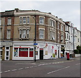 SZ0891 : West Hill Post Office, Bournemouth by Jaggery