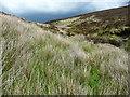 SD9734 : Black Clough, Wadsworth Moor by Humphrey Bolton
