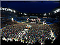 SJ8698 : Bruce Springsteen's River Tour concert by Steve  Fareham