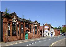 SO9097 : Retreat Street in Wolverhampton by Roger  Kidd