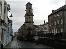 SW7834 : Lower Market Street, Penryn by Rob Purvis