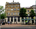 SZ0891 : South side of Grade II listed NatWest Bank, Bournemouth by Jaggery
