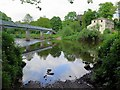 NY6819 : Jubilee Bridge & Bongate Mill by Andrew Curtis