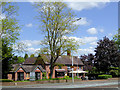 SJ8700 : The Crown Inn at Wergs near Wolverhampton by Roger  Kidd