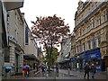 ST3188 : Commercial Street, Newport by Robin Drayton