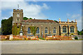 SU9368 : Sunninghill church by Robin Webster