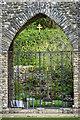 SU3802 : Montagu Family Burial Ground, Beaulieu Abbey by David Dixon