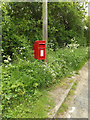TM0950 : The Stone Postbox by Adrian Cable