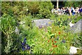 TQ2877 : Royal Bank of Canada Garden (2) by Tiger