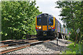 TQ0663 : Approaching Addlestone by Alan Hunt