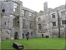 SN0403 : Carew Castle by Gareth James