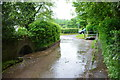ST5960 : Sutton Court Ford by John Walton