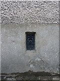 SH7400 : OS flush bracket - Machynlleth, Heol Maengwyn by Richard Law