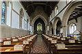 TF0664 : Interior, All Saints' church, Nocton by Julian P Guffogg