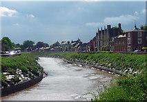 TF4509 : River Nene, Wisbech by Stephen Richards