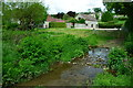 ST6961 : Priston Mill Farm Ford by John Walton