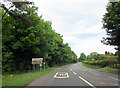 SP0275 : A441 North of Hopwood by Roy Hughes