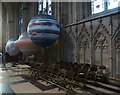 SE6052 : Planets in the Minster by DS Pugh