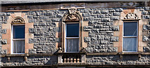 NM8529 : 7-9 Albany Street, Oban - window detail - June 2016 by The Carlisle Kid