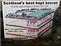 NO5608 : Scotland's best kept secret by Stanley Howe